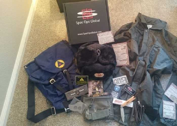 spec ops global subscription box unboxing and review pictures 0012