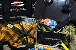 spec ops global subscription box unboxing review
