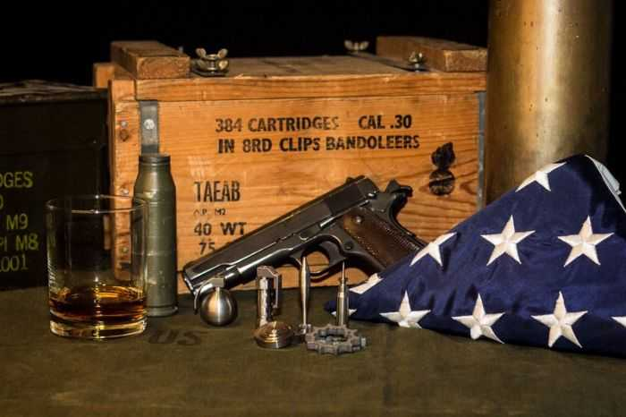 Battle Rattle Whiskey Chillers 502