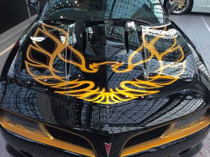 Burt Reynolds Introduces The NEW Bandit Trans Am pictures 002