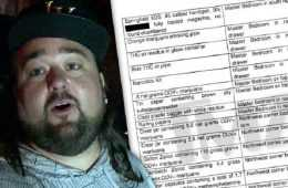 Here Is What The Police Found In Chumlee's House featured