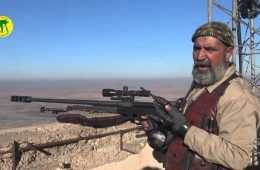 Meet The 62 Year Old Sniper Who Has Ended 173 ISIS Members - In Less Than A Year featured