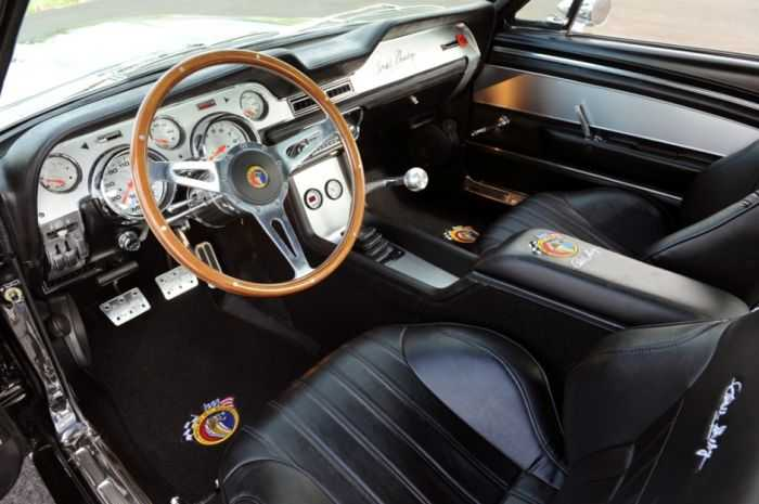 Meet The 814 HP 1967 Shelby GT 500CR-900S pictures 002
