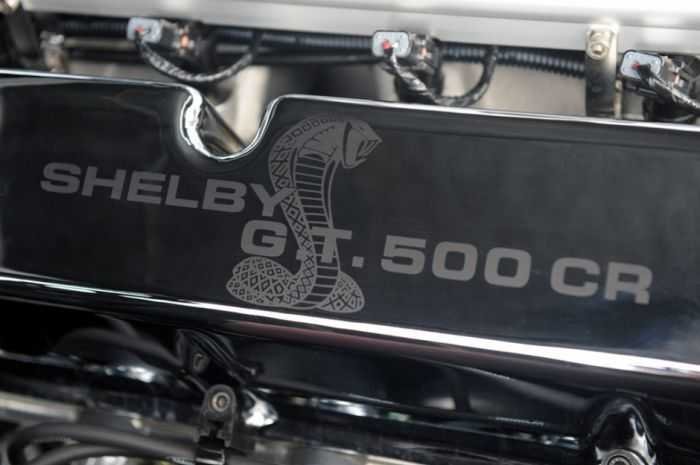 Meet The 814 HP 1967 Shelby GT 500CR-900S pictures 007