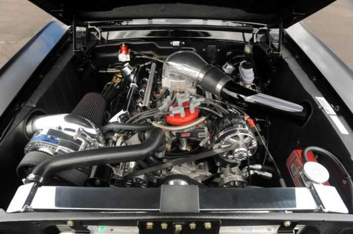 Meet The 814 HP 1967 Shelby GT 500CR-900S pictures 008