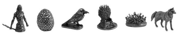 Monopoly Game Of Thrones Collector's Edition 504
