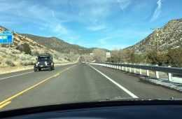 The Rumble Strips On This Stretch Of Route 66 Play America The Beautiful featured