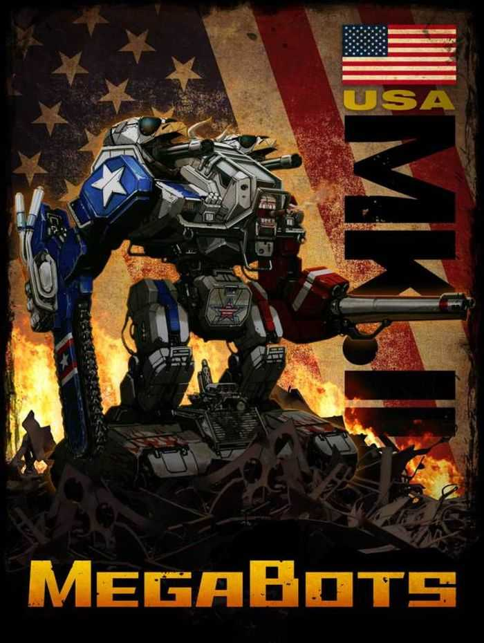 There Is Going To Be A USA VS Japan MegaBot Duel - Yes This Is Real pictures 002