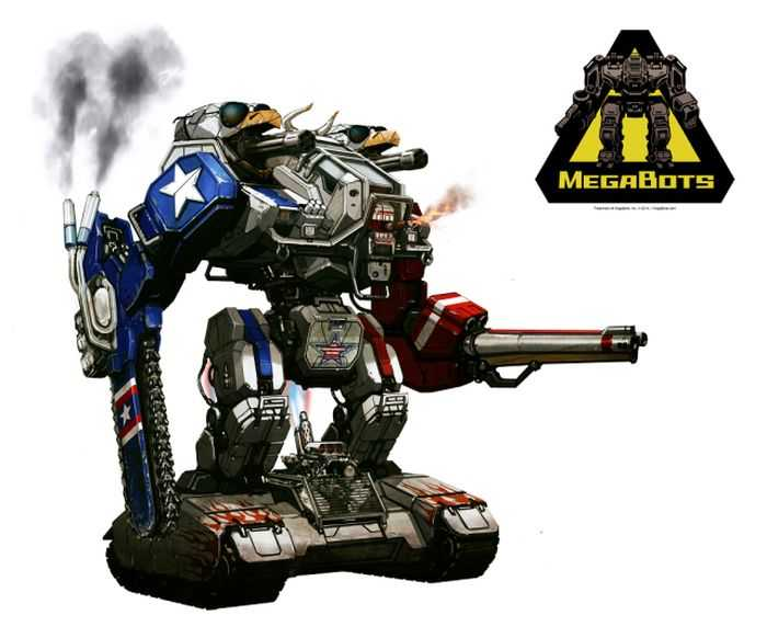 There Is Going To Be A USA VS Japan MegaBot Duel - Yes This Is Real pictures 003