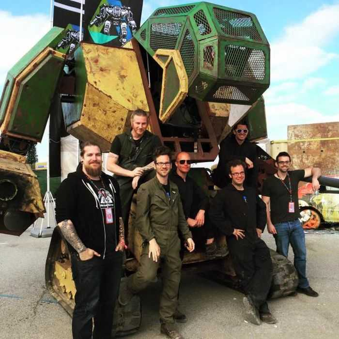 There Is Going To Be A USA VS Japan MegaBot Duel - Yes This Is Real pictures 004