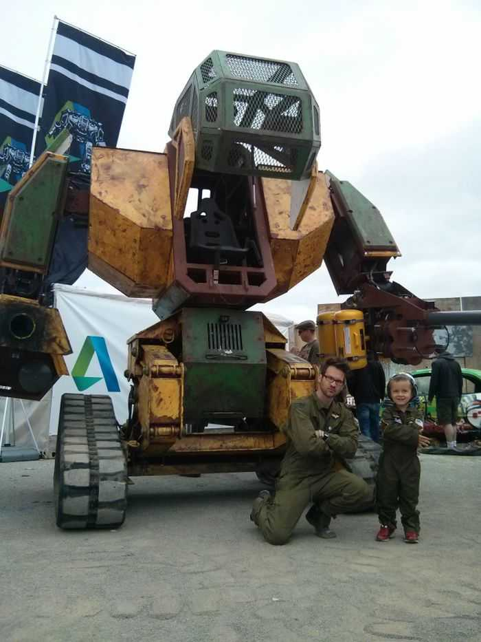 There Is Going To Be A USA VS Japan MegaBot Duel - Yes This Is Real pictures 005