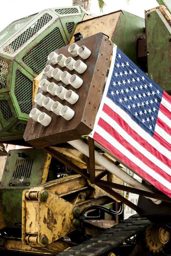 There Is Going To Be A USA VS Japan MegaBot Duel - Yes This Is Real pictures 006
