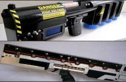 This Guy Made A Portable 1.25kJ Coilgun And A Full-Auto Gauss Gun - Want To See How featured