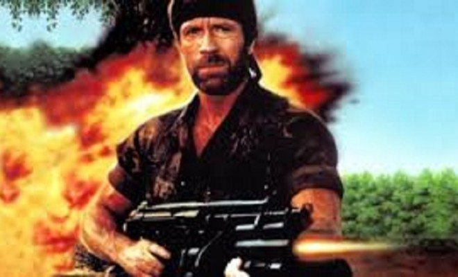 Chuck Norris's Birthday Is Today - So To Celebrate Here ...