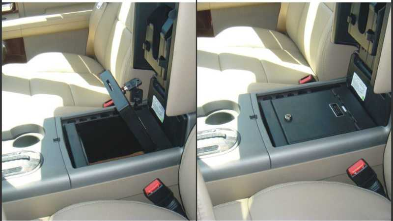 Console Vault - Keep You Valuables Safely Secured In Your Truck featured