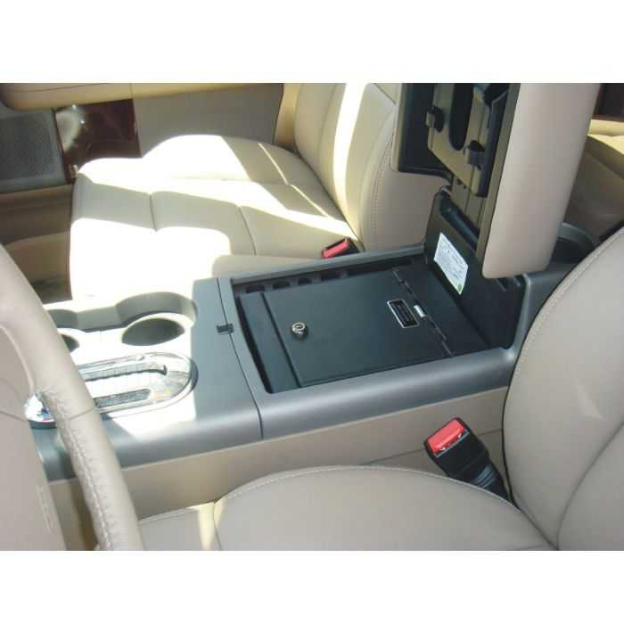 Console Vault - Keep You Valuables Safely Secured In Your Truck pictures 001