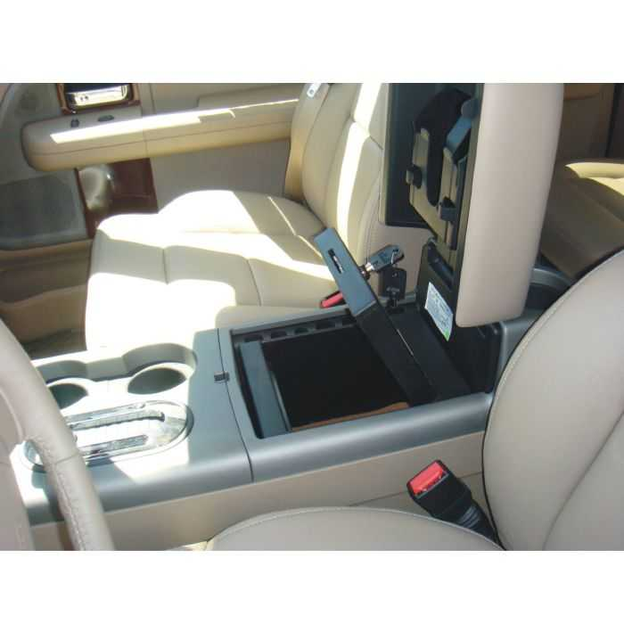 Console Vault - Keep You Valuables Safely Secured In Your Truck pictures 003