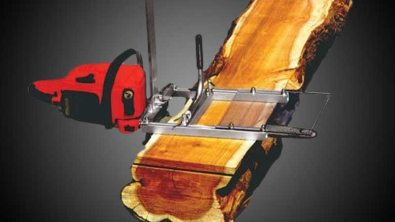 Granberg Chain Saw Mill - Cut Your Own Lumber Like A Boss featured