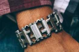 Leatherman Tread Bracelet - The Travel Friendly Wearable Multi-Tool featured