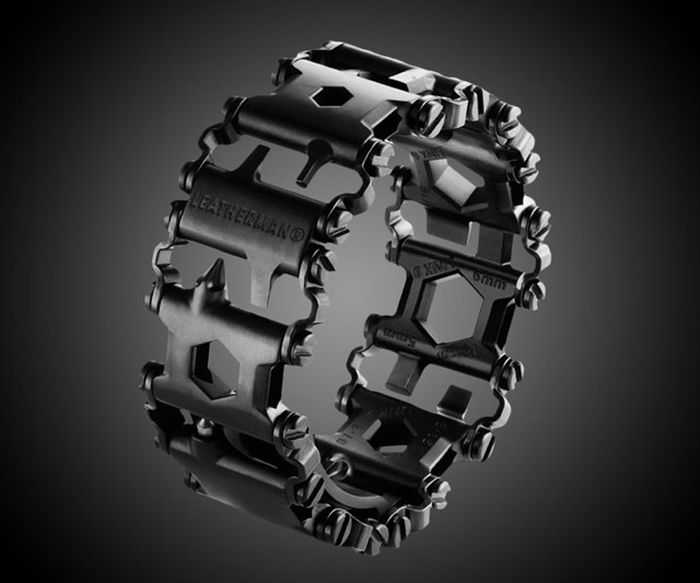 Leatherman Tread Bracelet - The Travel Friendly Wearable Multi-Tool pictures 002