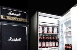 Marshall Amplifier Mini Fridge featured