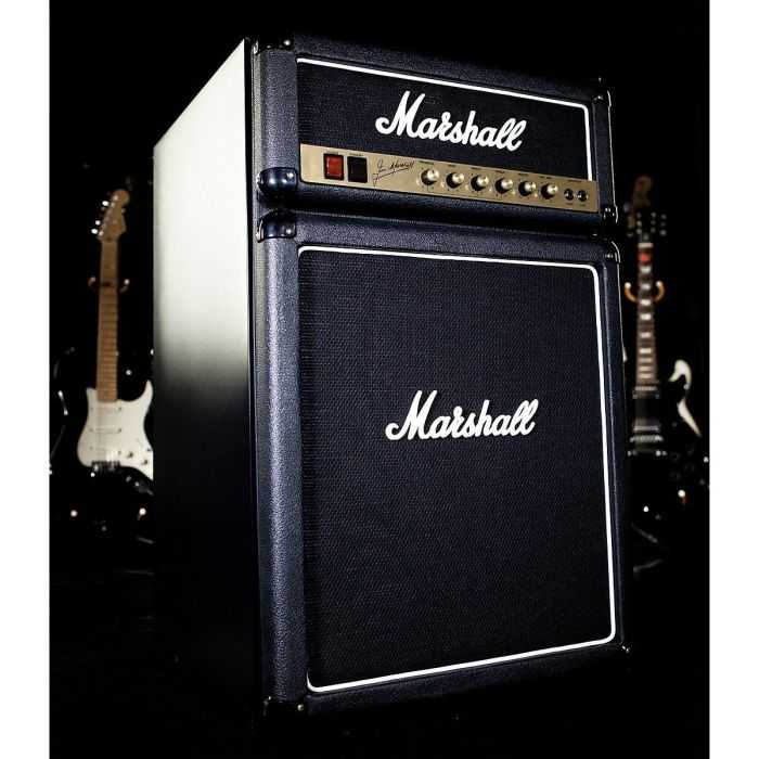 Marshall Amplifier Mini Fridge pictures 002
