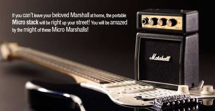 Marshall MS2 Mini Guitar Amplifier pictures 001
