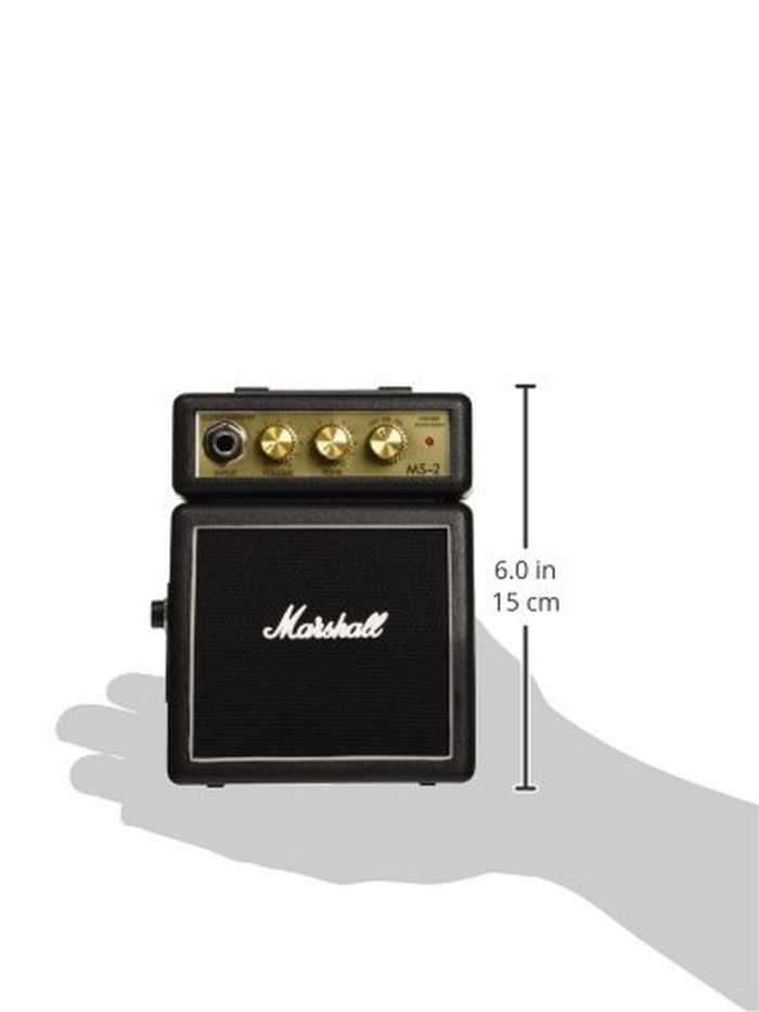 Marshall MS2 Mini Guitar Amplifier pictures 004