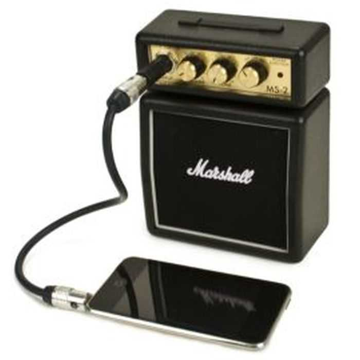 Marshall MS2 Mini Guitar Amplifier pictures 006