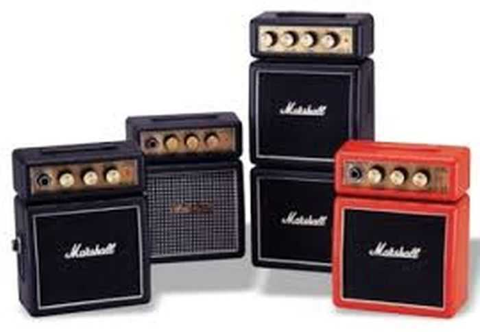Marshall MS2 Mini Guitar Amplifier pictures 010