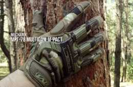 Mechanix Wear MultiCam M-Pact Gloves featured