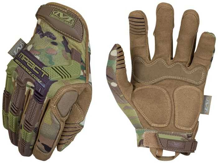 Mechanix Wear MultiCam M-Pact Gloves pictures 001