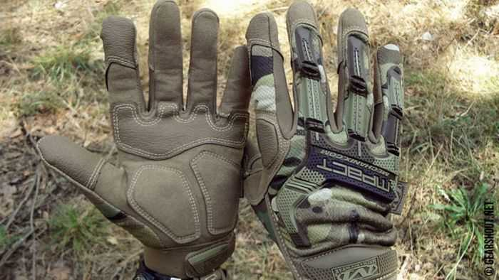 Mechanix Wear MultiCam M-Pact Gloves pictures 003