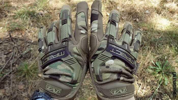 Mechanix Wear MultiCam M-Pact Gloves pictures 004