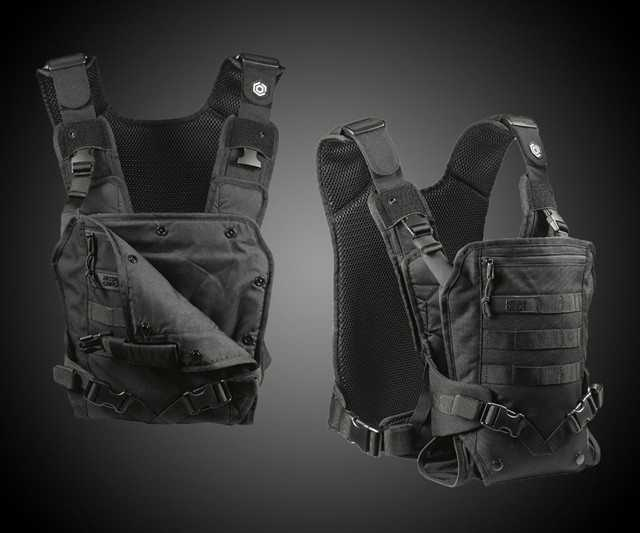 Mission Critical Baby Carrier Pictures