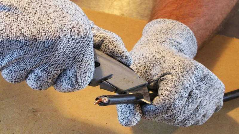 NoCry Cut Resistant Gloves - Level 5 Protection featured
