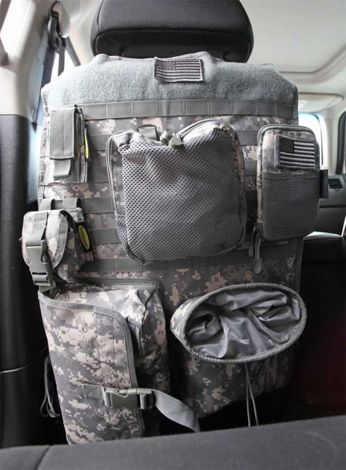 Smittybilt Tactical Seat Covers