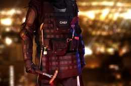 Tactical BBQ Chef Apron pictures 002