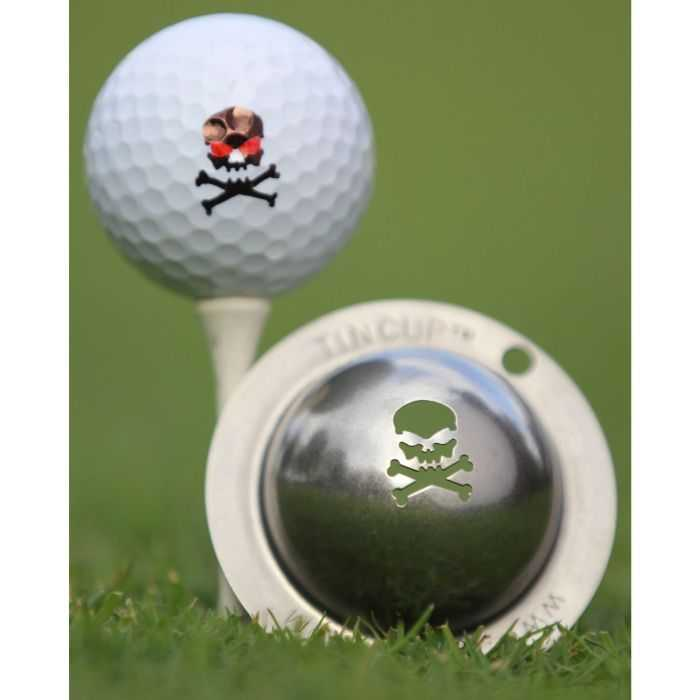 Tin Cup Golf Ball Custom Marker Alignment Tool pictures 001