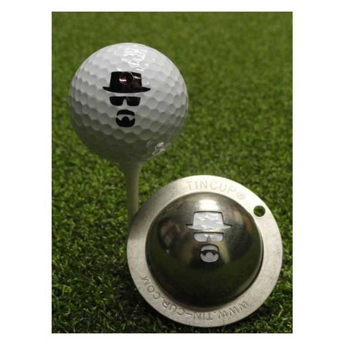 Tin Cup Golf Ball Custom Marker Alignment Tool pictures 002