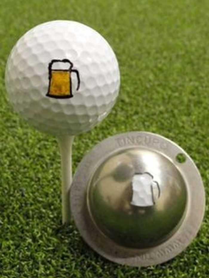 Tin Cup Golf Ball Custom Marker Alignment Tool pictures 004