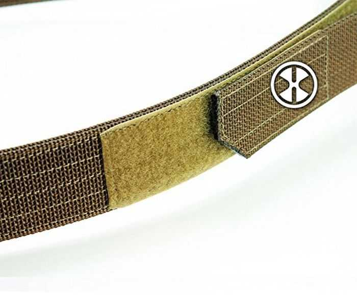 X-Concealment Shooter's Belt With COBRA Quick Release Buckle pictures 003