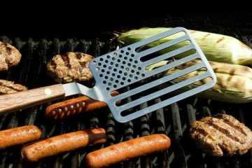 American Flag BBQ Spatula reviews and where to buy featured