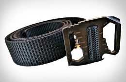Kool Tool Belt - Belt Buckle With 9 Different Tools featured