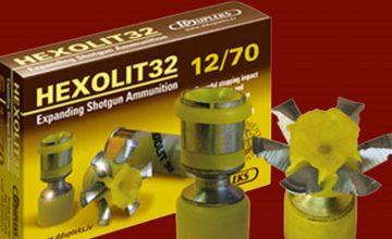 Meet The Hexolit32 Segmented 12 Gauge Slug featured