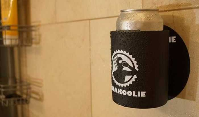 Shakoolie Shower Beer Koozie pictures review where to buy 003