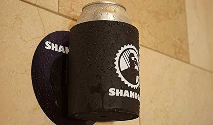 Shakoolie Shower Beer Koozie pictures review where to buy 004