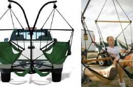 Trailer Hitch Hammock - You Need This In Your Life featured