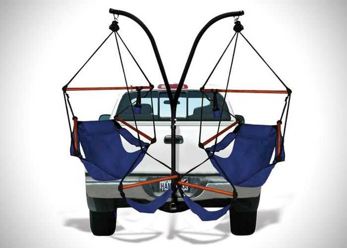 Trailer Hitch Hammock - You Need This In Your Life pictures 001