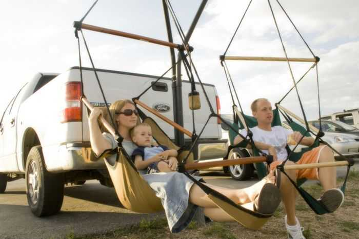 Trailer Hitch Hammock - You Need This In Your Life pictures 003